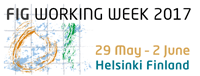 FIG Working Week 2017 in Helsinki, Finland
