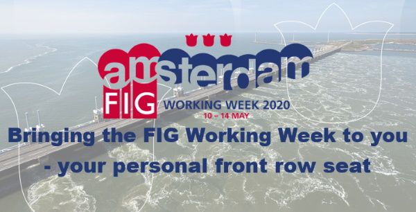 FIG Working (from home) Week