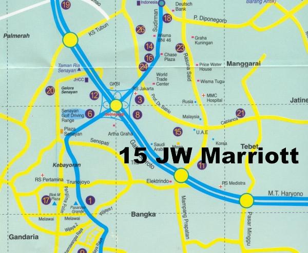 Jakarta Venue And Dates