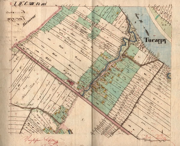 Cadastral Surveying And Mapping : Cadastral map sheets of the survey under emperor