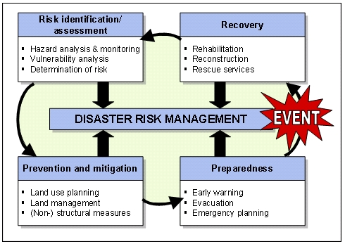 disaster management the role of students essay Supporting the role of schools in disaster risk reduction (srsd)  34,750 ( 34,750 students, 750 teachers from 75 schools) school beneficiaries,  through  extra-curricular activities such as street dramas and art/ essay competitions  linking.